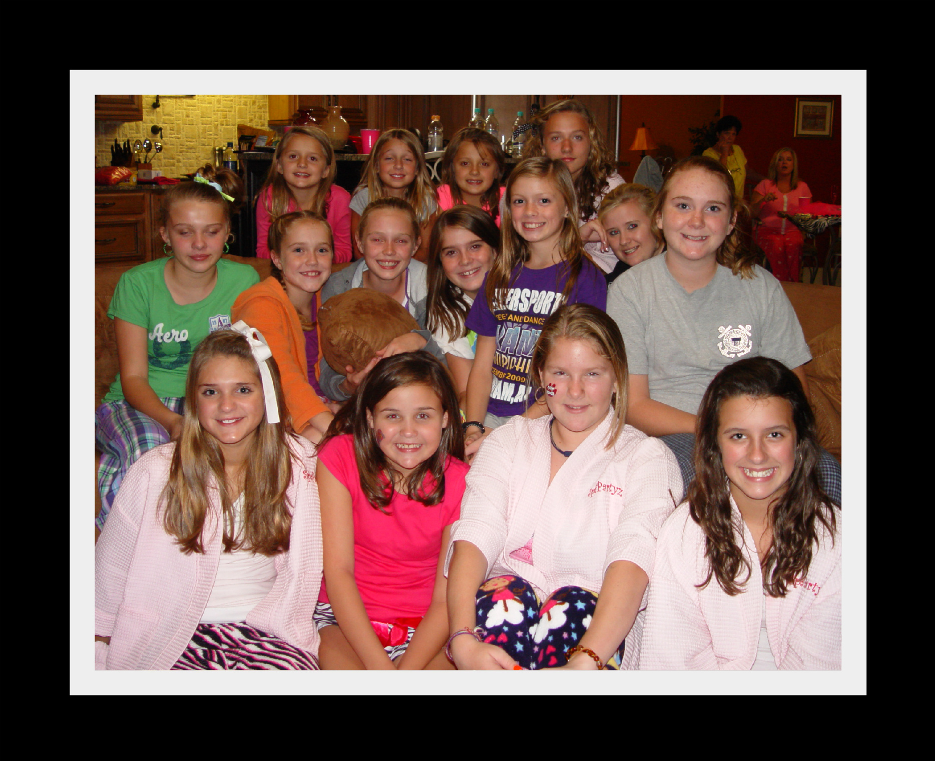 Spa Girls 4 12 187 Get Your Mobile Spa Parties For Tween