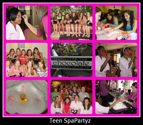 teen collage